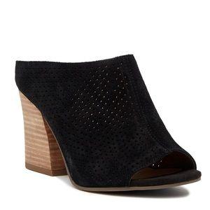 Franco Sarto Flora Mule Heel Size 12 NEW $99